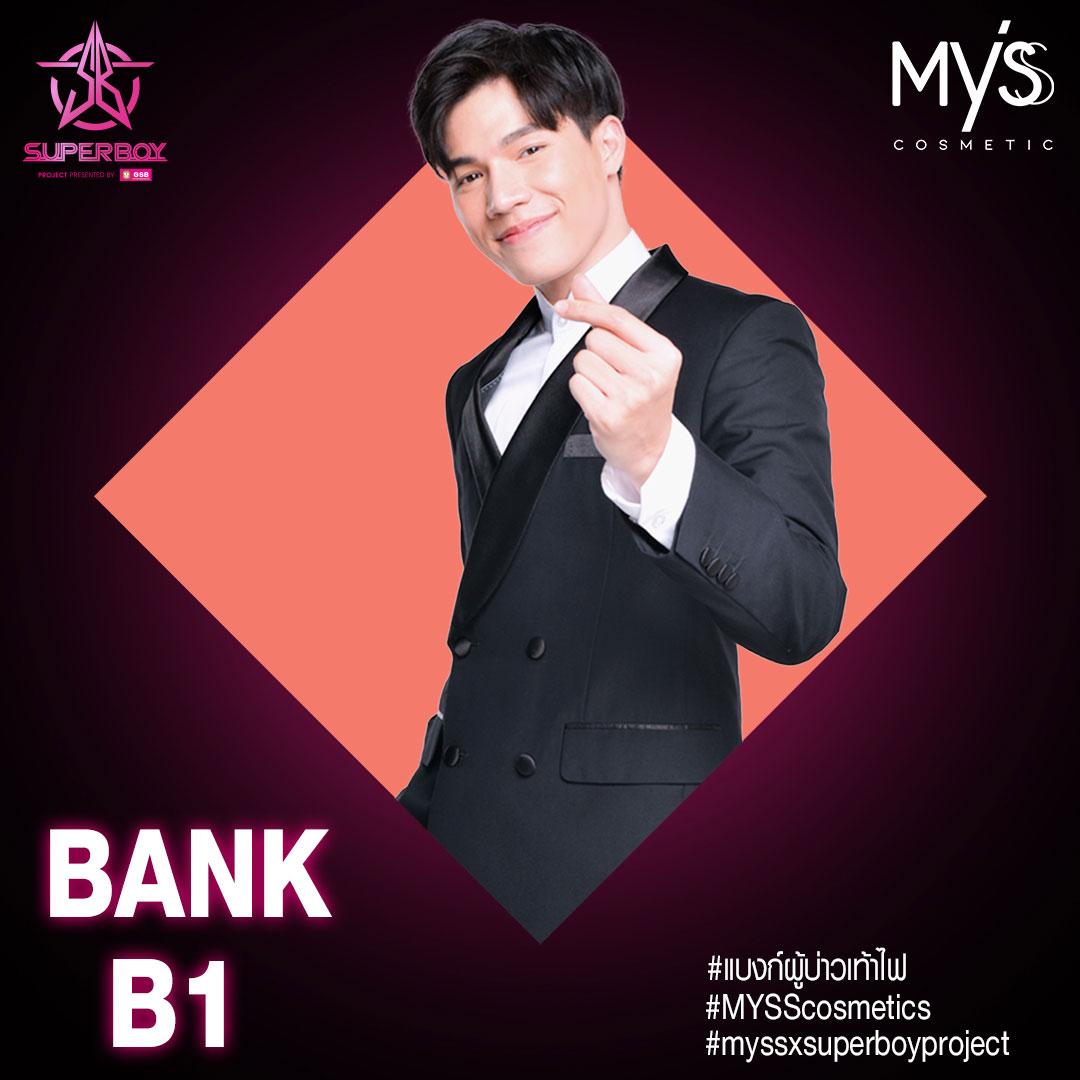 N'Bank-B1 Cute Boy by Myss
