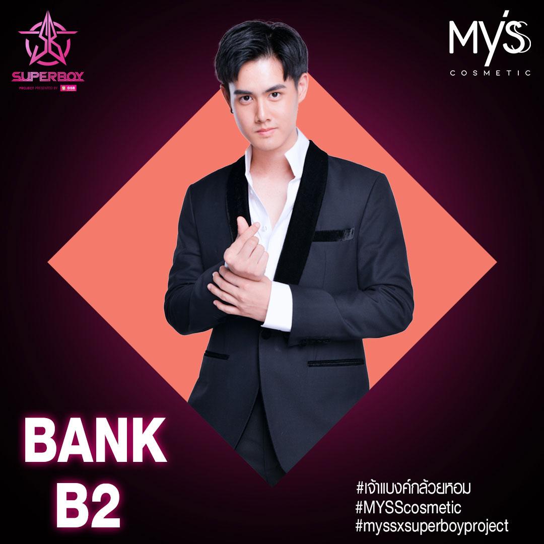 N'Bank-B2 Cute Boy by Myss