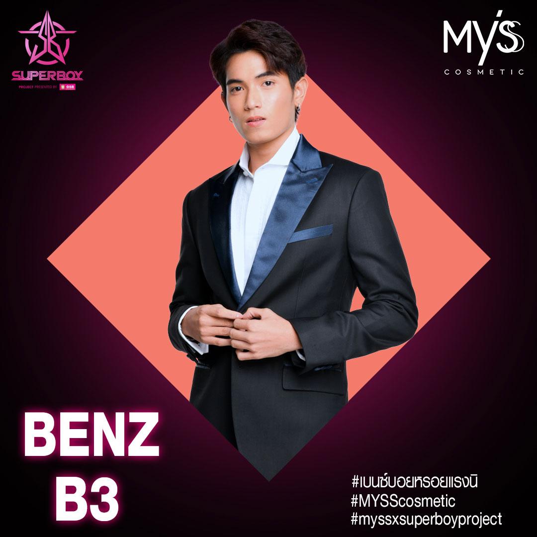 N'Benz-B3 Cute Boy by Myss