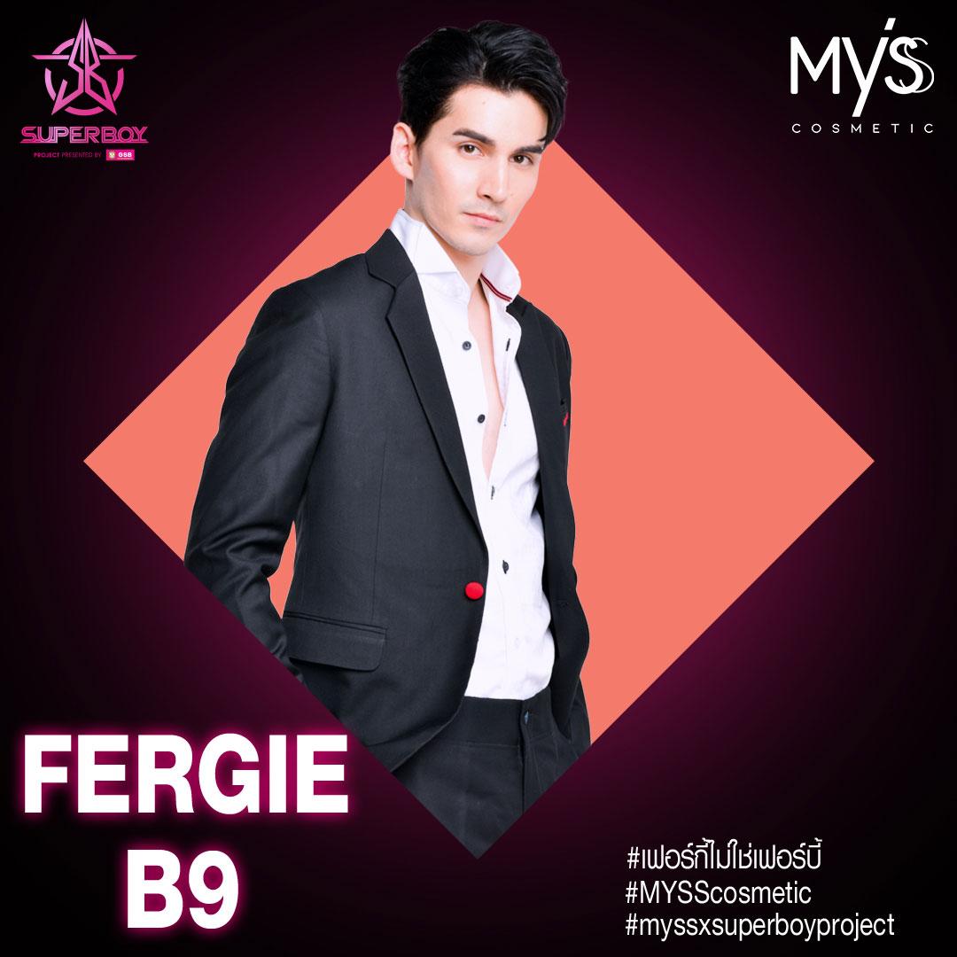 N'Fergie-B9 Cute Boy by Myss
