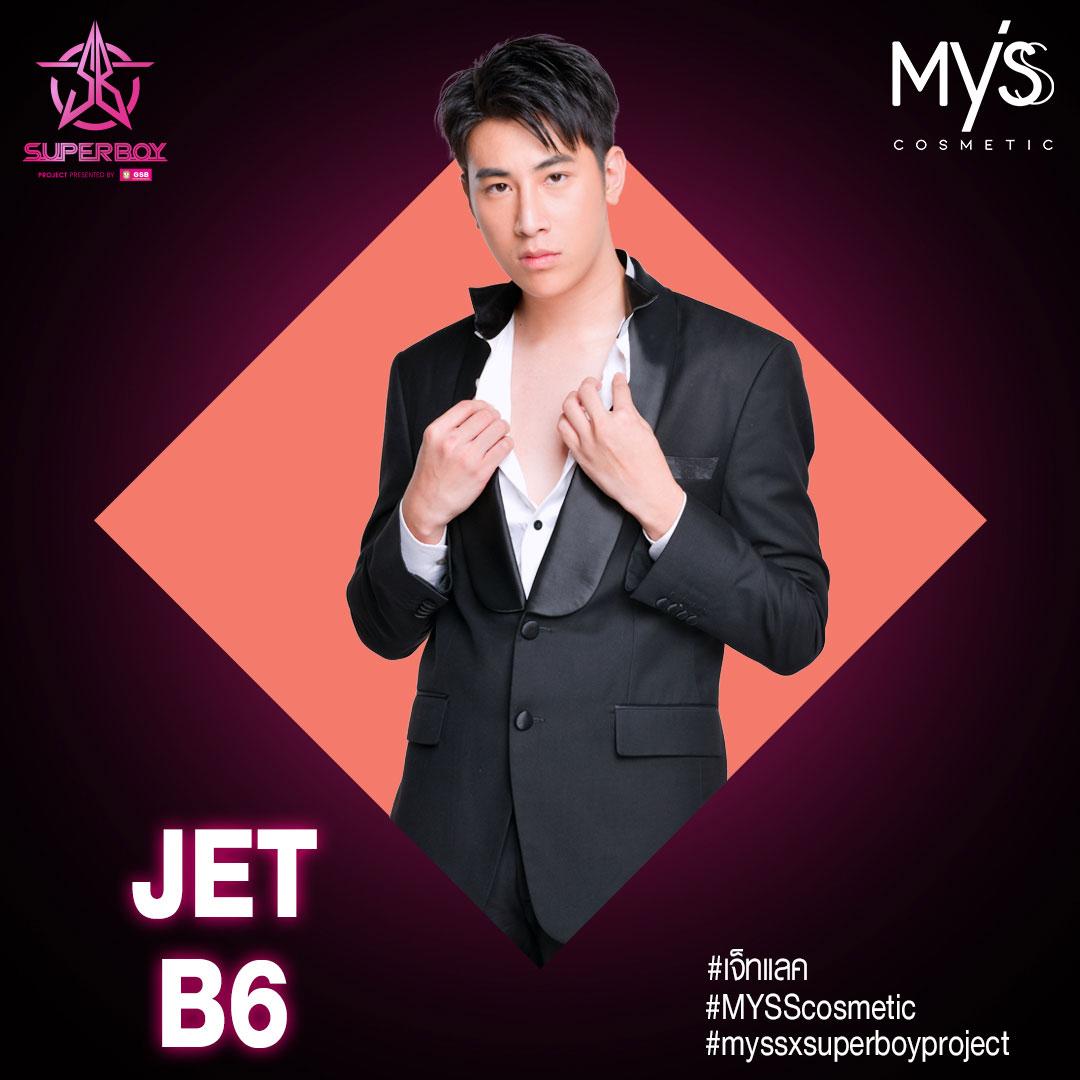 N'Jet-B6 Cute Boy by Myss