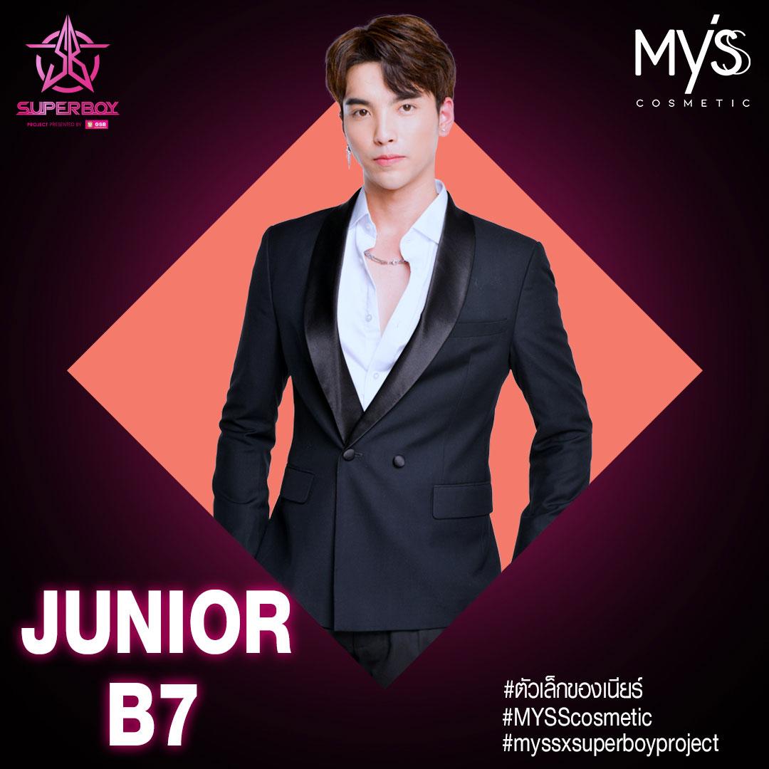 N'Junior-B7 Cute Boy by Myss