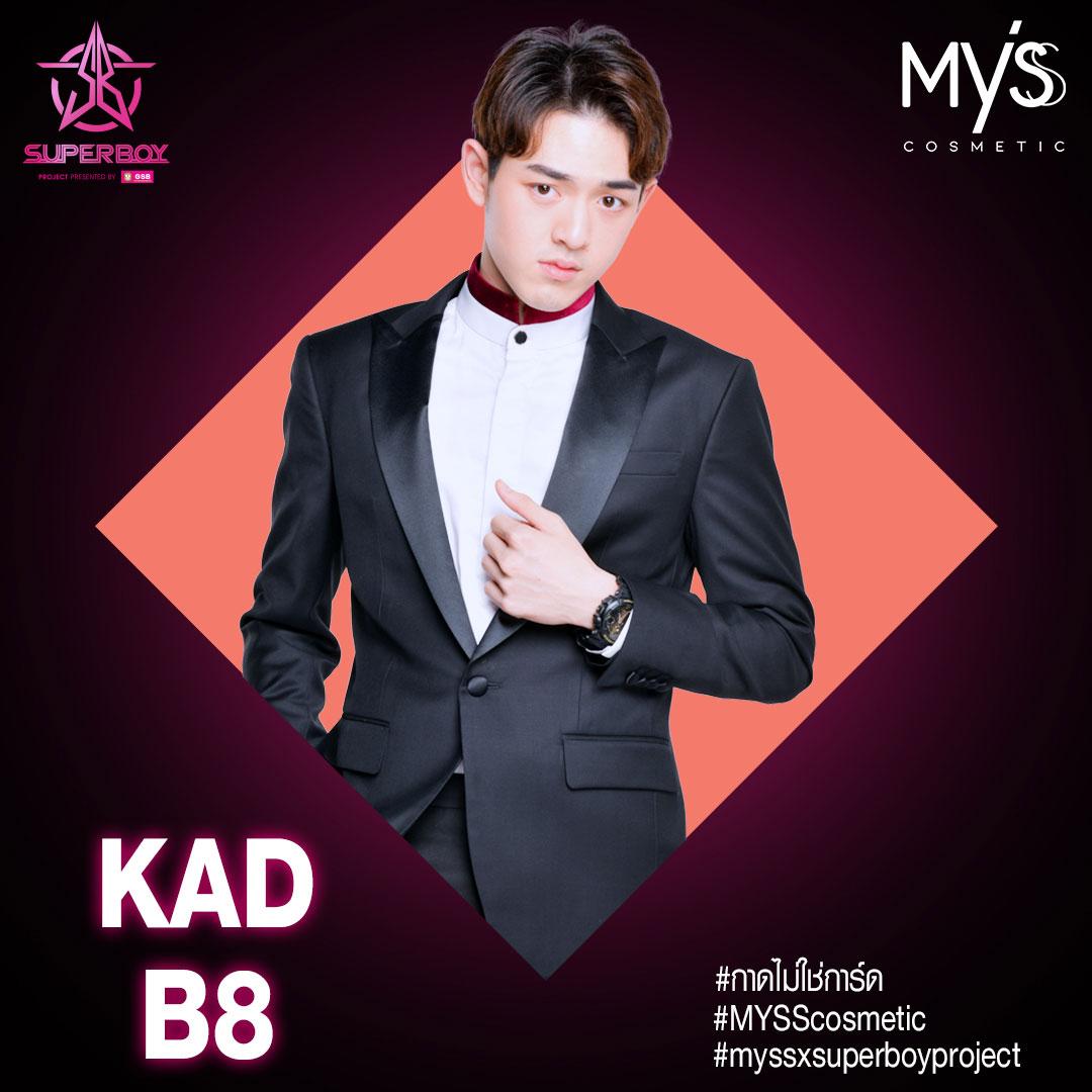 N'Kad-B8 Cute Boy by Myss
