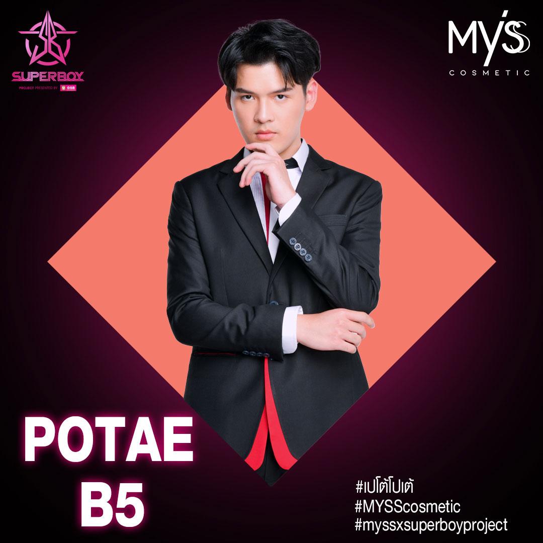 N'Potae-B5 Cute Boy by Myss