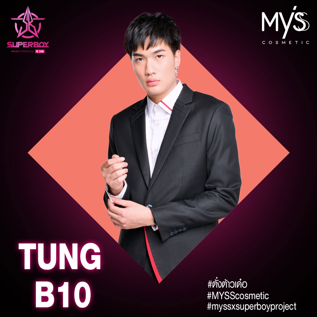 N'Tung-B10 Cute Boy by Myss